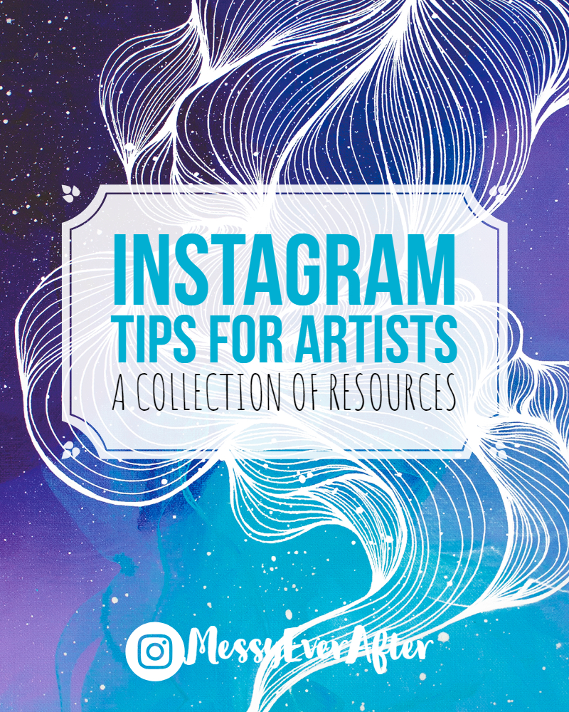 Instagram Tips for Artists