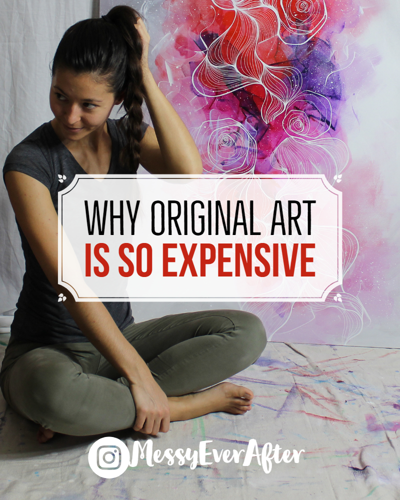 Why Original Art is So Expensive