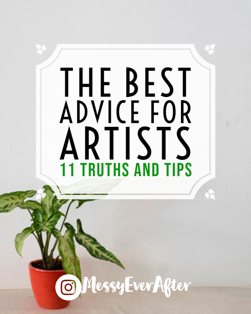 The Best Advice for Artists