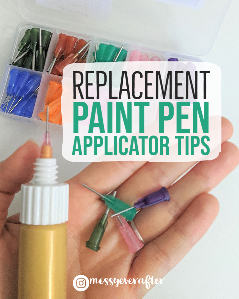 Replacement Paint Pen Applicator Tips